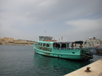 Ferry para cruzas la bahía