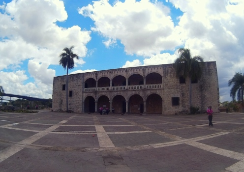 Alcázar de Colón, Santo Domingo