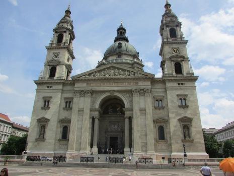 basílica-san esteban-budapest