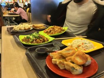 Pasando hambre en Shanghai