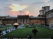 Museos Vaticanos, pase nocturno
