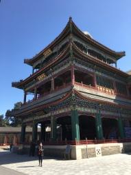 Teatro del Palacio de Verano, Pekín
