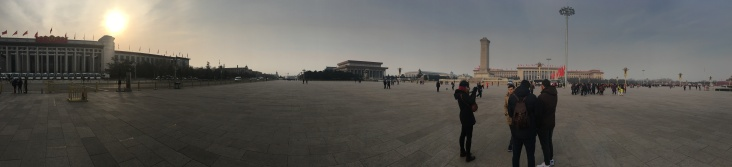 Plaza de Tiananmen , Pekin