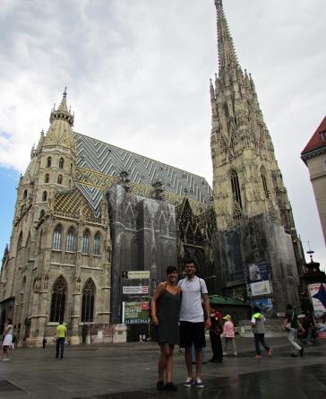 VIENA - CATEDRAL