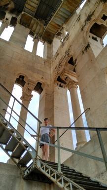 Subida a la Torre de la Campana