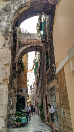 Calles Palacio Diocleciano