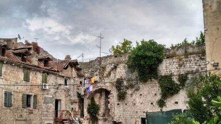 Palacio Diocleciano