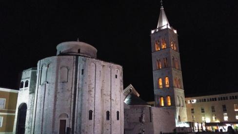 Casco antiguo de Zadar