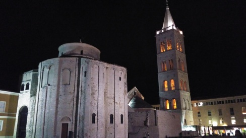 Casco antiguo de Zadar