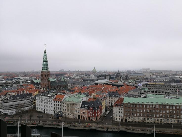 Copenhague Christiansborg