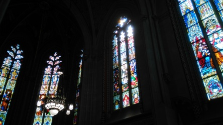 Ginebra - Suiza - Catedral