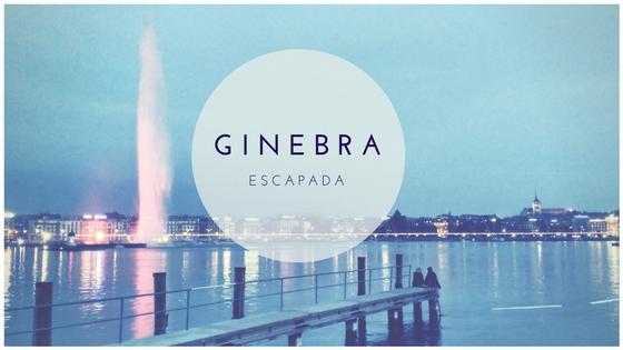 Ginebra , Suiza , Escapada