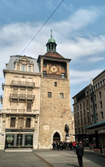 Ille Geneve - Suiza - Freetour