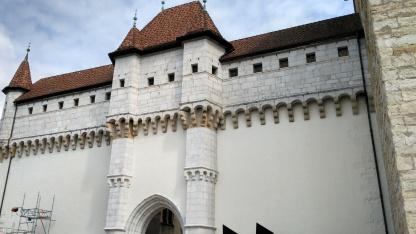Castillo - Annecy
