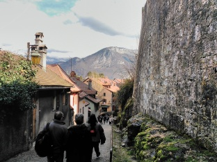 Annecy - Francia - Castillo