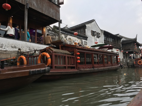 wanderlust - china
