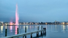 Lago Ginebra - Suiza