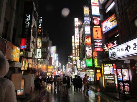 Shinjuku - Kabukicho