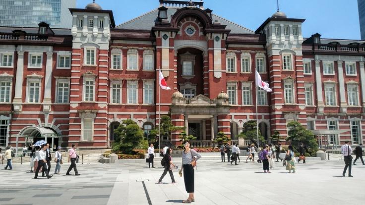 Estación de TOkio - Viajes - Japon - Wanderlust