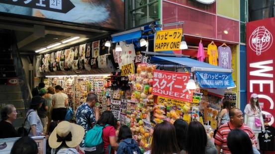 Tokio - Harajuku - Takeshita