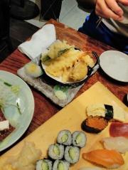 Sushi - Akihabara -Tokio - Japón