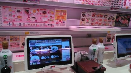Sushi - Tokio -Japon - Uobei
