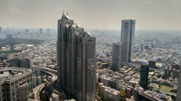 Panorámica de Tokio