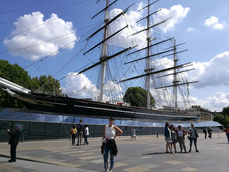 Greenwich - Londres - Cutty Sark