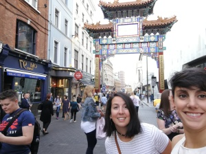 Londres - Chinatown