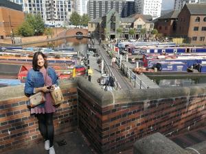 Birmingham, canals