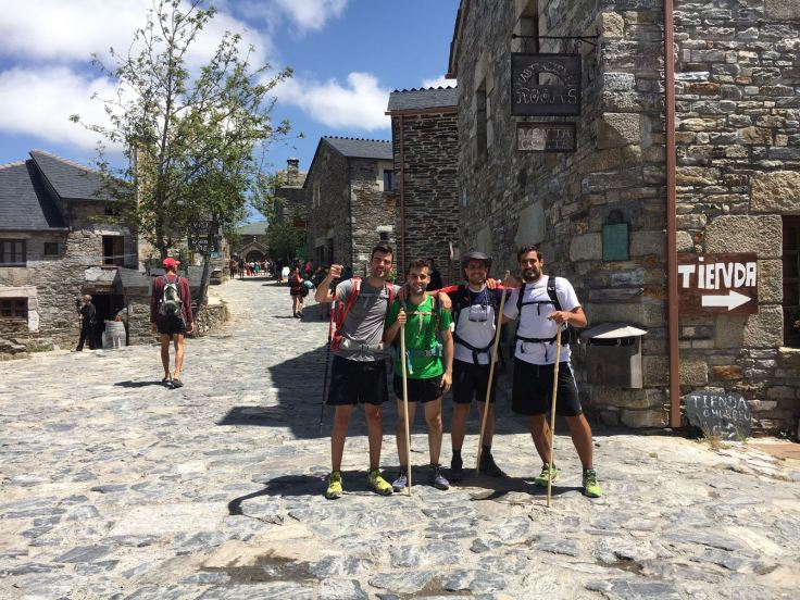 Camino De Santiago - O cebreiro - etapas