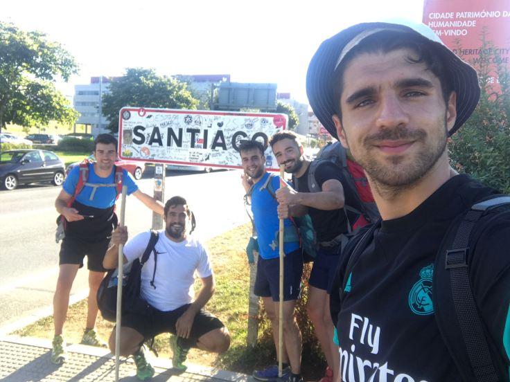 Santiago de Compostela - Camino