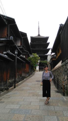 Pagoda Kioto