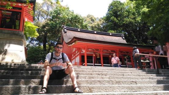 Kioto , Torii
