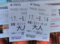 Randen Oneday Pass