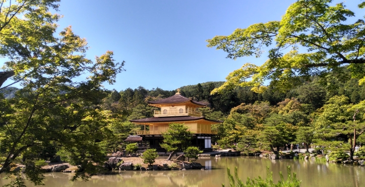 Pabellón de Oro - Kioto