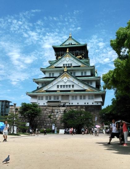 Japan - Osaka - Castillo