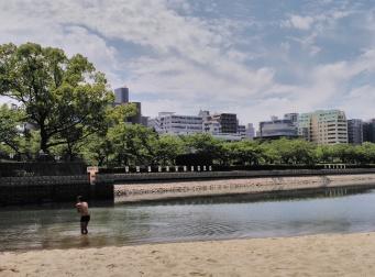 Osaka - Beach - Japana - Adventures