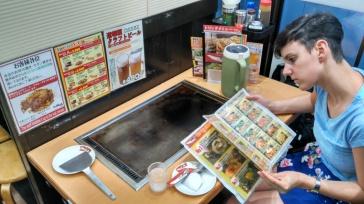 Okonomiyaki - Osaka