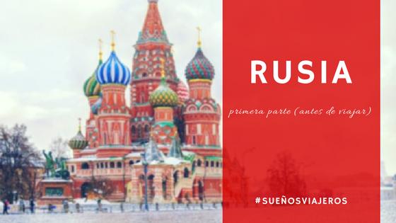 wanderlust - Russia