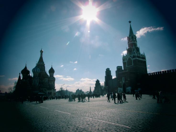 Plaza Roja - Rusia - Moscu