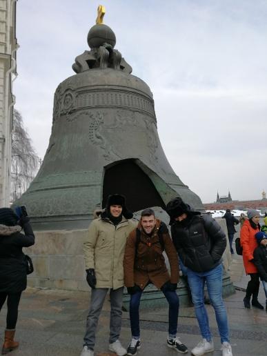 Tsár Kolokol (campana del Zar)