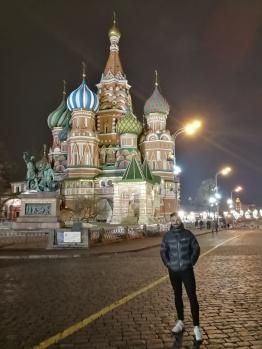Noche Moscú