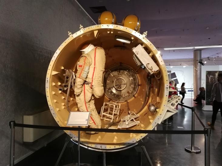 Museo cosmonáutica