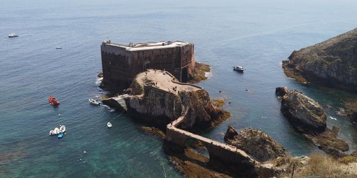 Fortaleza Ilhas Berlengas